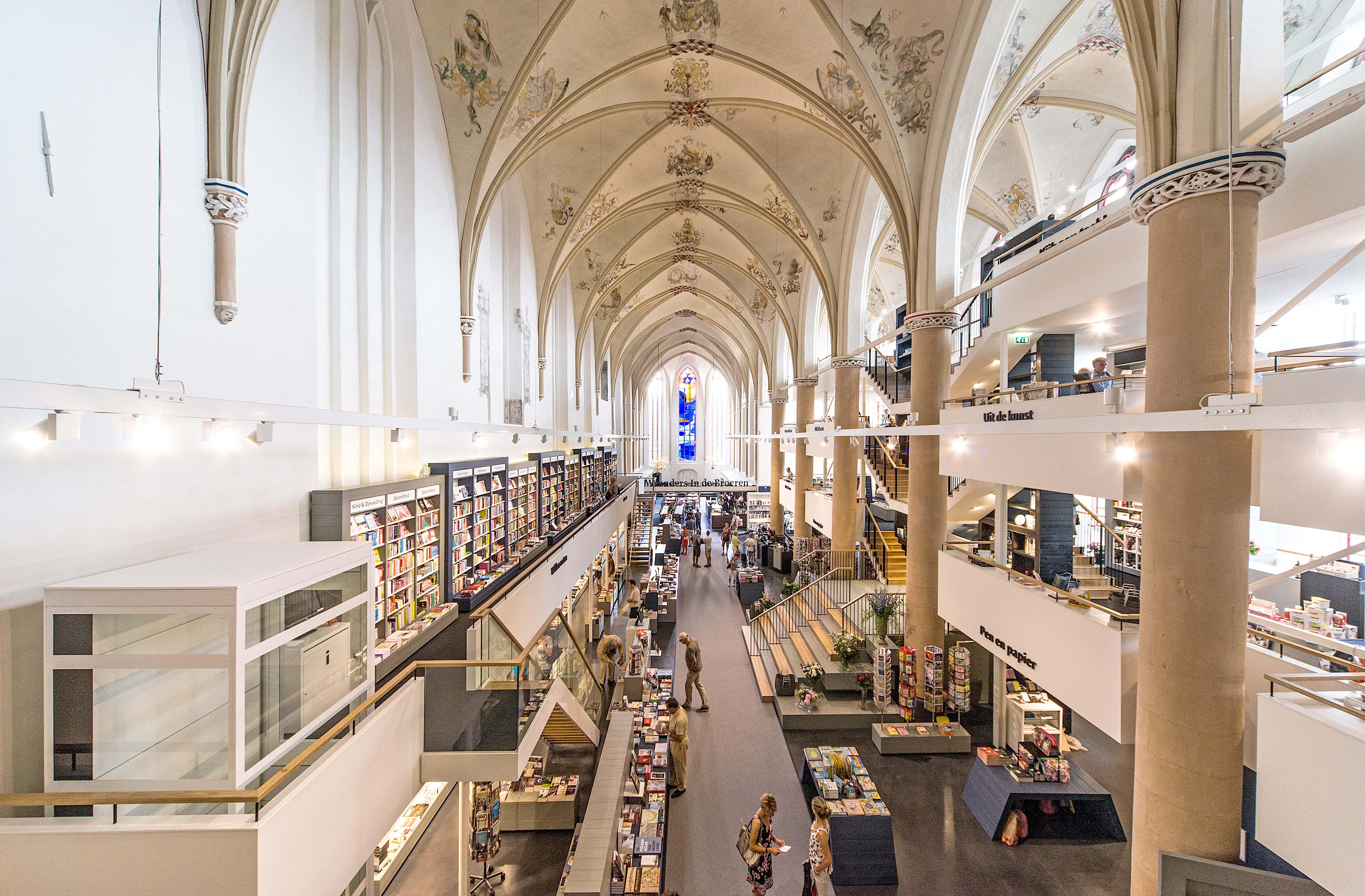 boekhandel zwolle kerk