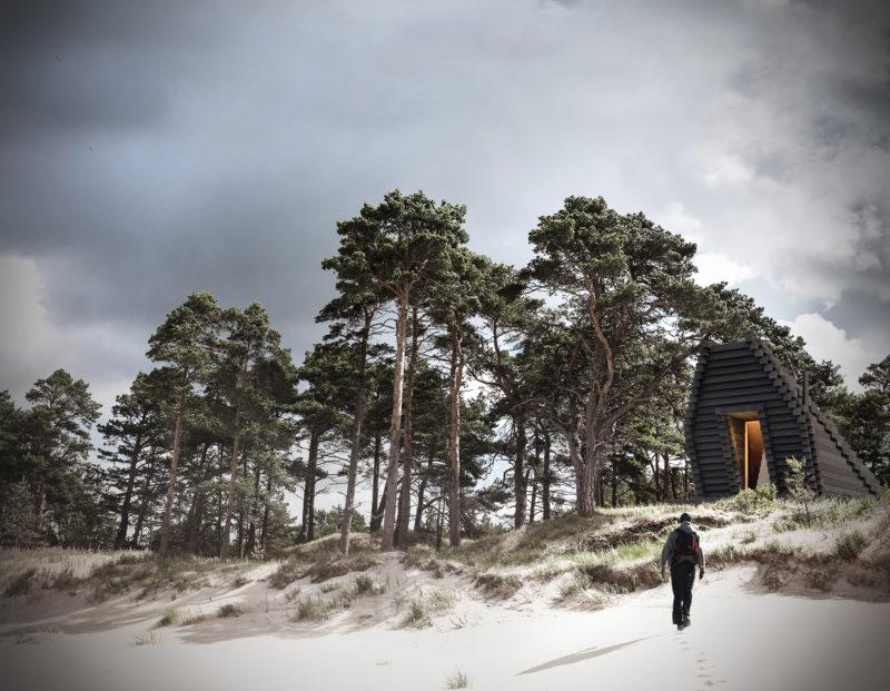Trekking Cabins – Letland